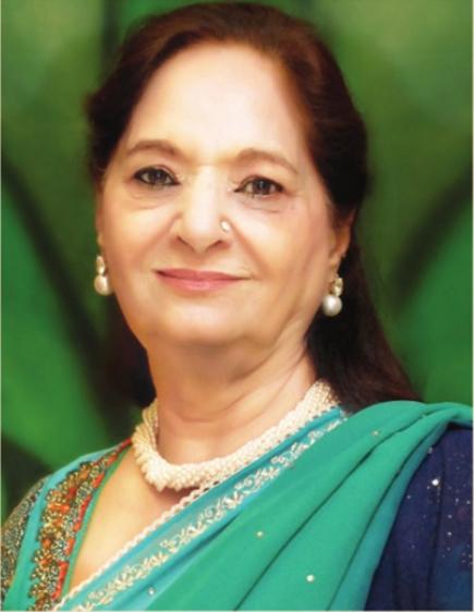 Smt. Damyanti Rani Wadhawan
