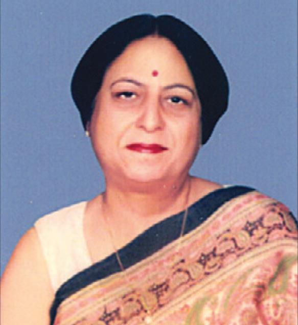 Mrs.  Mohini  Kapur