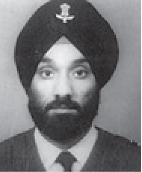 SQN LDR BHUPINDER SINGH (HONEY)