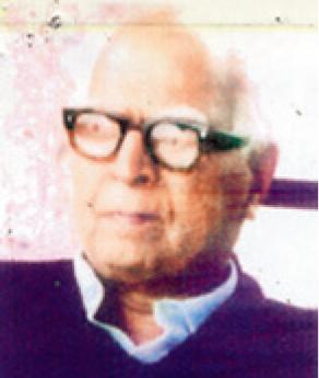 Shri Wallabh Dass Bhagat Ji (Bauji)