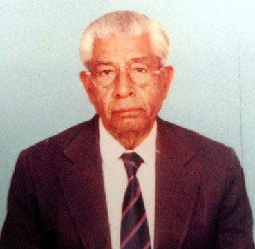 Shri. Prithvi  Narain  Beri