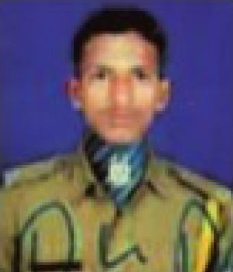 Constable Prashant Patil