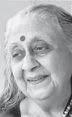Sushima Guha Thakurta (Muma)
