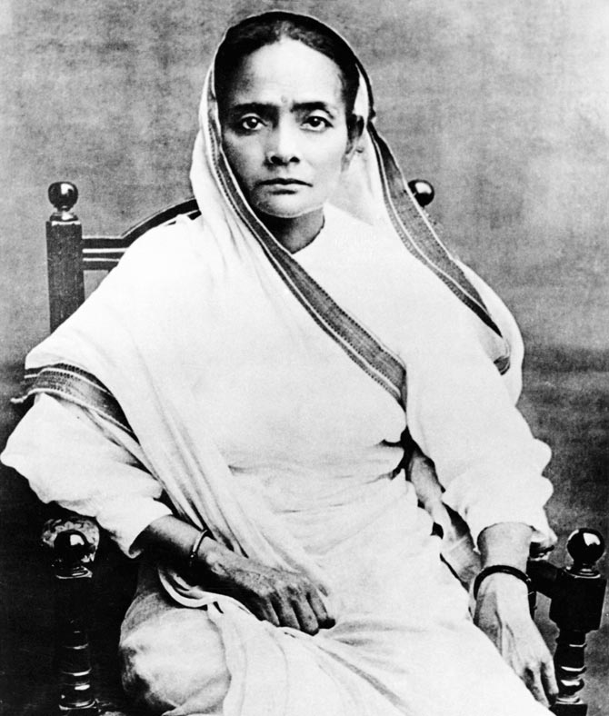 MRS. Kasturba  Gandhi