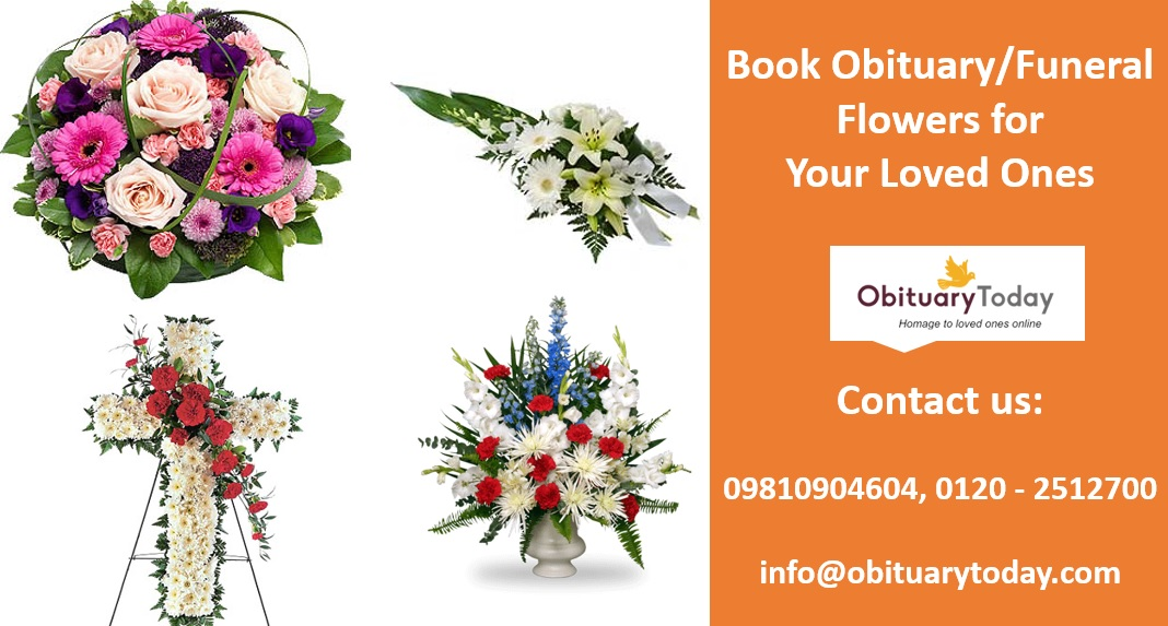 MAKE MOST OUT OF ONLINE CHANNEL; MAKE FUNERAL FLOWERS DELIVERY ONLINE