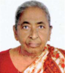 Mrs. Sarojini James