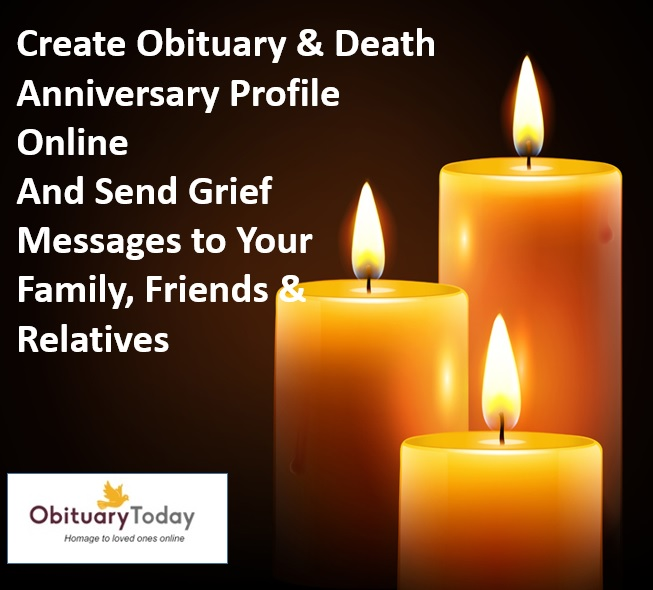 MAKE OBITUARY FREE ONLINE HERE