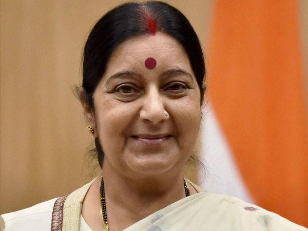 Mrs. Sushma  Swaraj