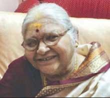 Mrs P R Kamla Balasundaram