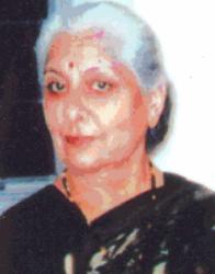 Mrs. Malati Chhibber