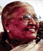 Mrs. Kanagamma Naidu