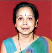 Mrs Aarati Sanzgiri