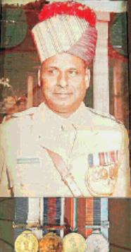Shri.  Late A. Krishnaiah Naidu