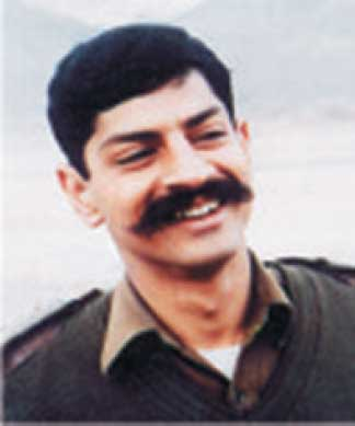 (Maj) Dr Ashwani Kanva (VSM)
