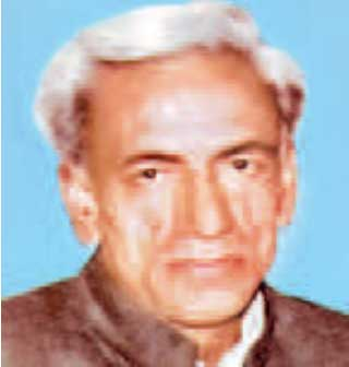 Shri Vijay Singh Verma