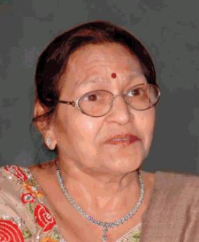 Smt. Swaraj Rani Jain