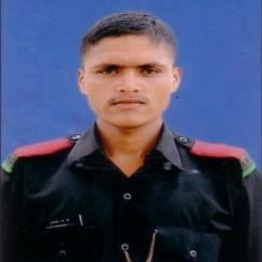 Shri Sepoy  Suryavanshi