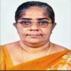 MRS. ALEYAMMA SAMUEL  (74 YRS)