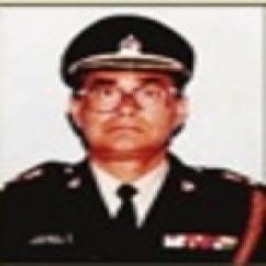 Lt Col BN Bhattacharya  (Retd)