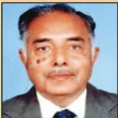 Shri S.P.  Joshi (I.A. & A.S. Retired)