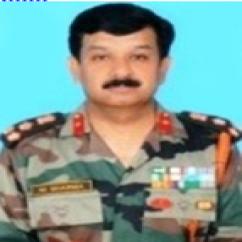 Brigadier Manuhar Sharma