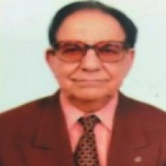 Shri Raj k Nayar  (Rotarian)
