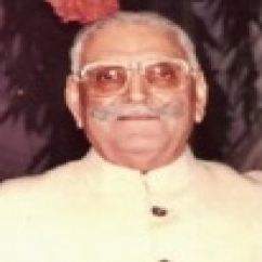 Mr. D.P. Sehgal