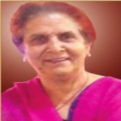 Smt. Dr. Ranjana Fotedar