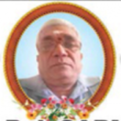 Late  B. J. Sarma